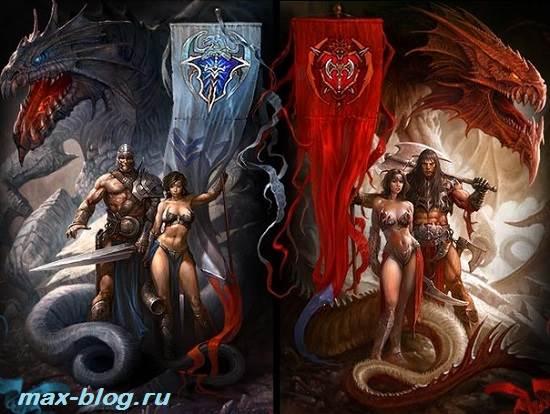 Игра-Драконы-вечности-Обзор-и-прохождение-игры-Драконы-вечности-1