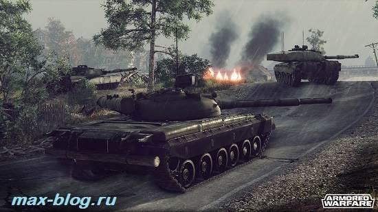 Игра-Armored-Warfare-Обзор-и-прохождение-игры-Armored-Warfare-3