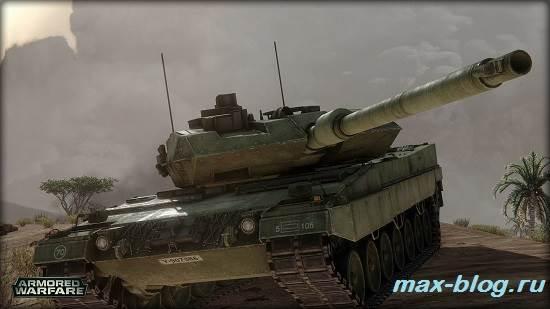 Игра-Armored-Warfare-Обзор-и-прохождение-игры-Armored-Warfare-4