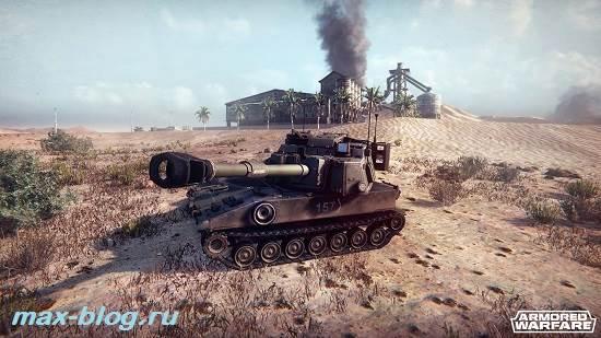 Игра-Armored-Warfare-Обзор-и-прохождение-игры-Armored-Warfare-5