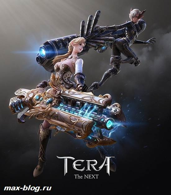 Игра-Tera-Online-Обзор-и-прохождение-игры-Tera-Online-3