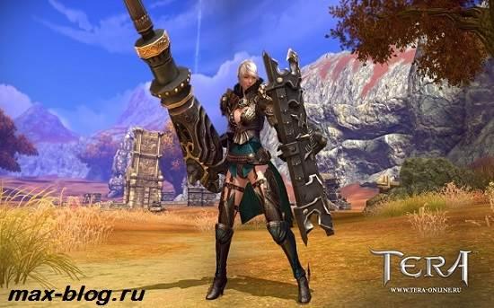 Игра-Tera-Online-Обзор-и-прохождение-игры-Tera-Online-4