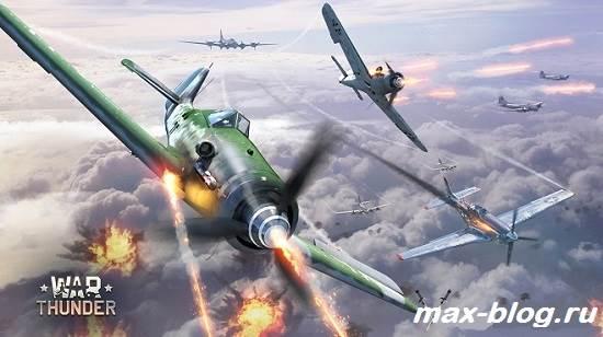Игра-War-Thunder-Обзор-и-прохождение-игры-War-Thunder-1