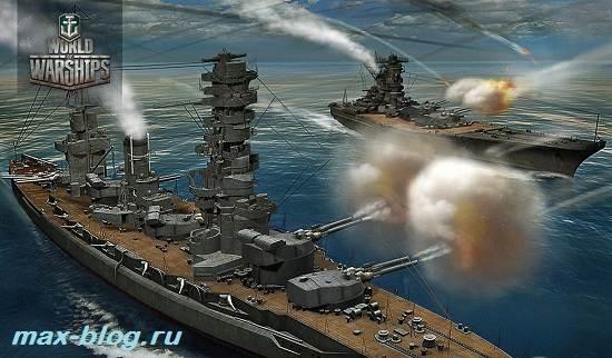 Игра-World-of-Warships-Обзор-и-прохождение-игры-World-of-Warships-1