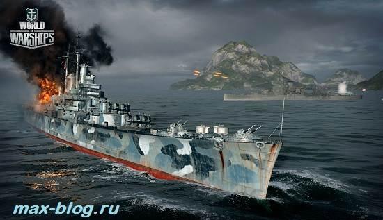 Игра-World-of-Warships-Обзор-и-прохождение-игры-World-of-Warships-3