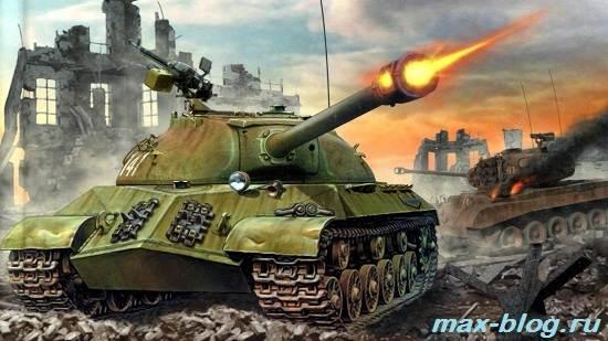 Игра-Wild-Tanks-Обзор-и-прохождение-игры-Wild-Tanks-3